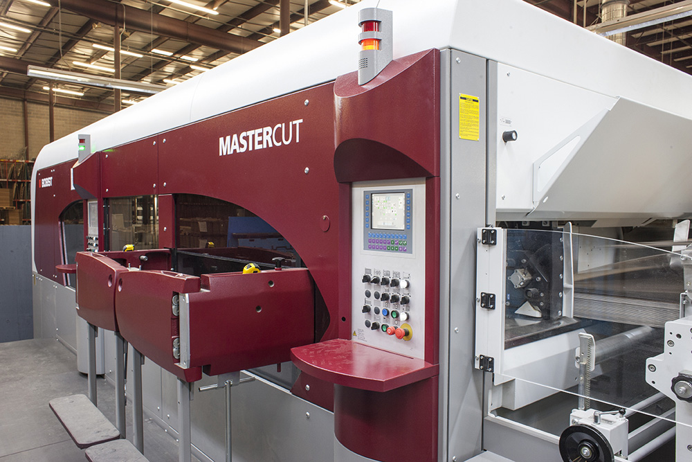Diecutter Operator (2nd Shift) Bobst Mastercut 2.1 and 145