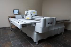 Packrite's Kongsberg XN Cutting Table