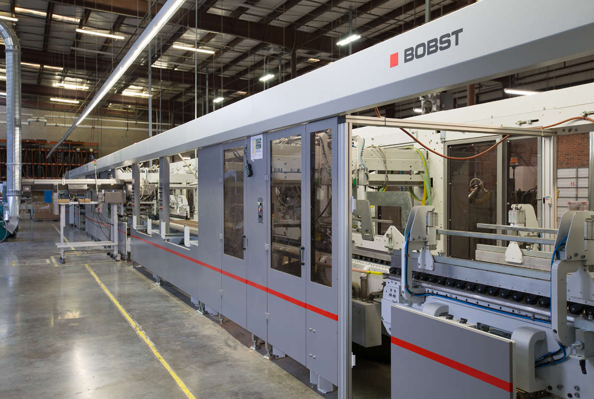 Folder-Gluer Operator (2nd shift) Bobst MasterFold 130 and MasterFold 170