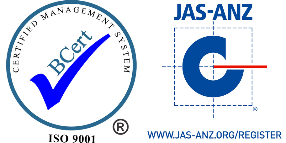 ISO 9001 Business Systems Certification
